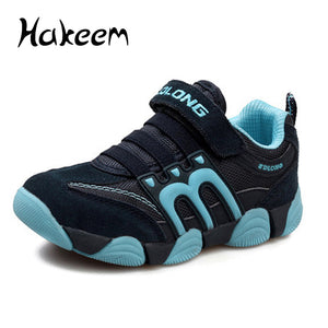 Children Shoes Kids Boys Shoes Casual Kids Sneakers Leather Sport Fashion Children Boy Autumn Winter