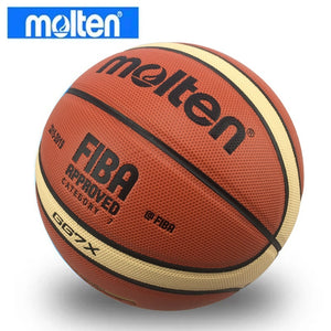 NEW Brand Cheap GL7 Basketball Ball PU Materia Official Size7 Basketball Free With Net Bag+ Needle