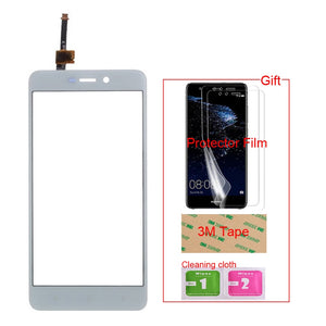 TouchGlass Mobile Touch Screen For Xiaomi Redmi 4X / Redmi Note 2 Note 3 Note 5A 4A Touch Screen