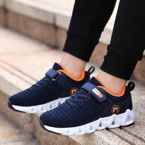 Spring Autumn Children Shoes Boys Girls Sports Shoes Fashion Brand Casual Breathable Outdoor Kids