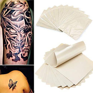 10 pcs tattoo practice skin double Permanent Makeup fake makeup tattoo beginner skin practice