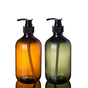 Liquid Soap Dispenser Facial Cleanser Organize Bottle Shampoo Shower Gel and Lotion Storage