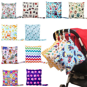 Mummy Diaper Nappy Bag Baby Travel Diaper Bag,Waterproof Maternity Small Wet Bags for Mommy