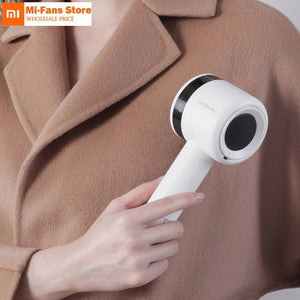New Xiaomi Deerma Lint Remover Hair Ball Trimmer Sweater Remover Portable 7000r/min Motor Trimmer