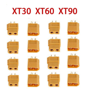 XT30 XT60 XT90 Male Female Bullet Connectors Plug For RC Lipo Battery For RC Lipo Battery Quadcopter Multicopter