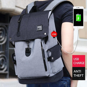 Fashion Men Backpack Shoulder Bag Male Fashion Best Travel Backpacks Everyday Bagpack Laptop Bags