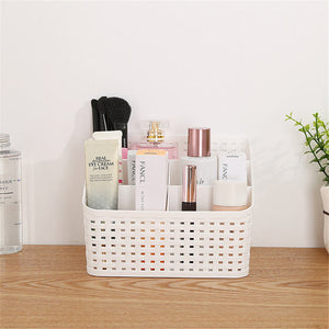 Hot Make Up Jewelry Organizer Box Makeup Organizer Box For Cosmetics Desk Office Storage Skin Care