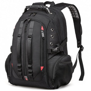 Male 45L Travel backpack 15.6 Laptop Backpack Men USB Anti theft Backpacks for teens schoolbag youth