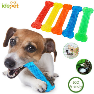 Dog Toys Pet Molar Tooth Cleaner Brushing Stick trainging Dog Chew Toy Dogs Toothbrush Doggy Puppy