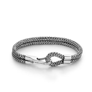 BRACELET REBEL & ROSE DOUBLE HOOKED