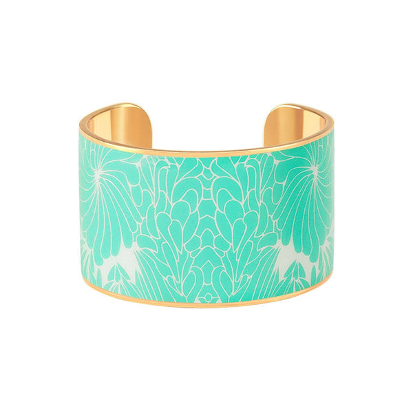 BANGLE-UP MANCHETTE CANCAN - BLEU POOL