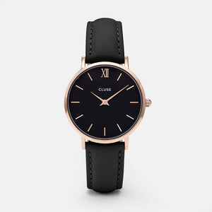 MINUIT ROSE GOLD BLACK-BLACK