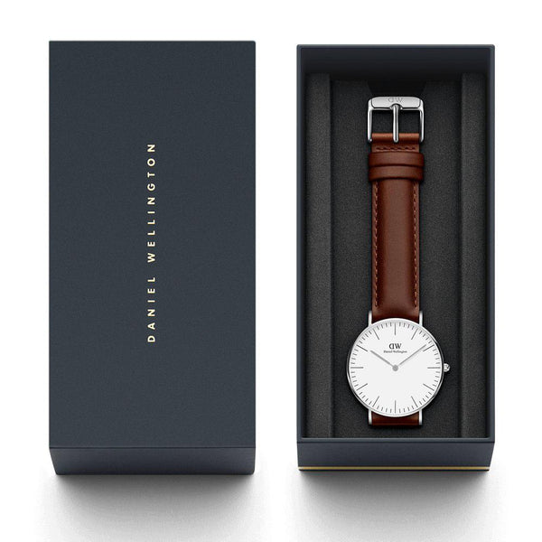 DANIEL WELLINGTON CLASSIC ST MAWES 36 MM
