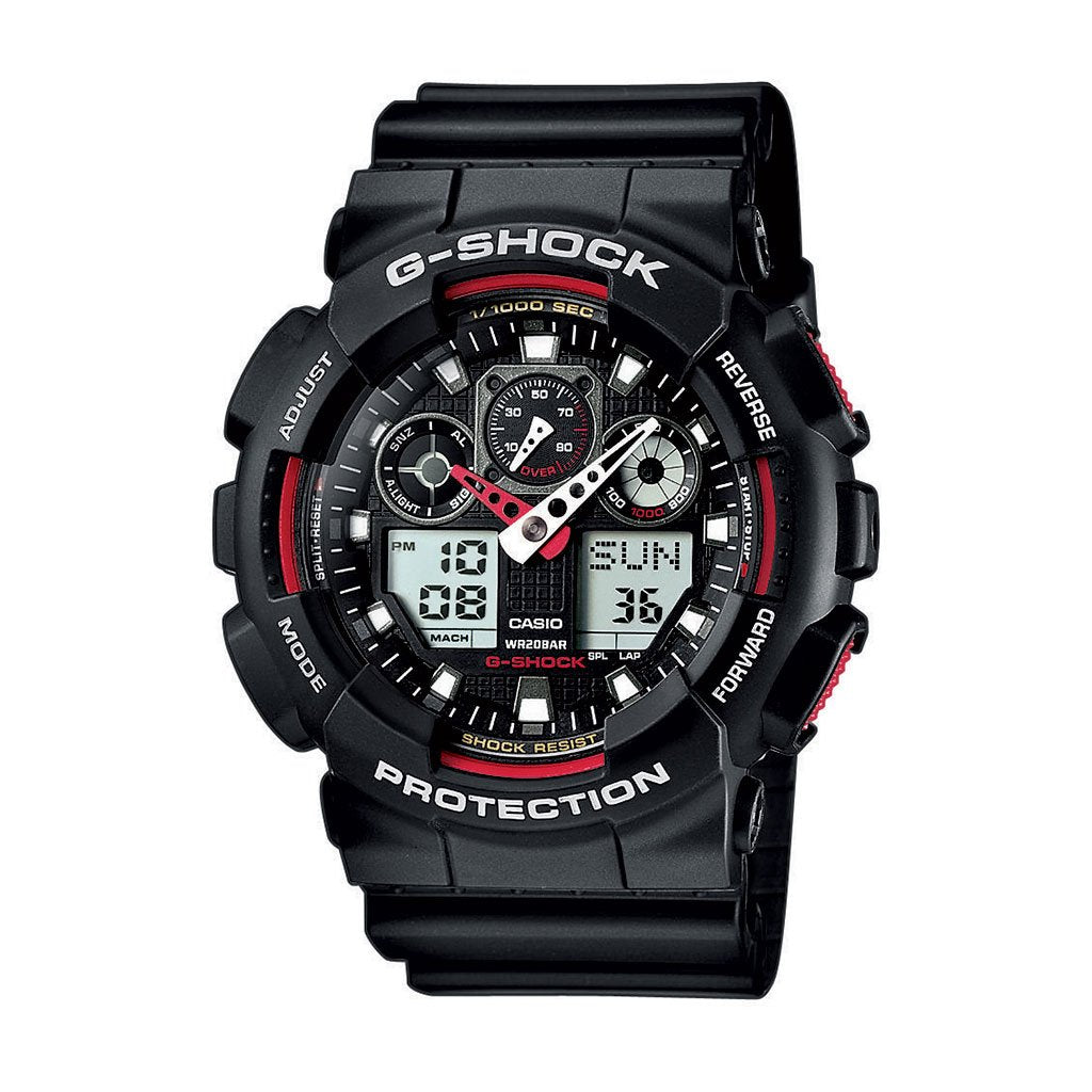 MONTRE CASIO RÉSINE G-SHOCK