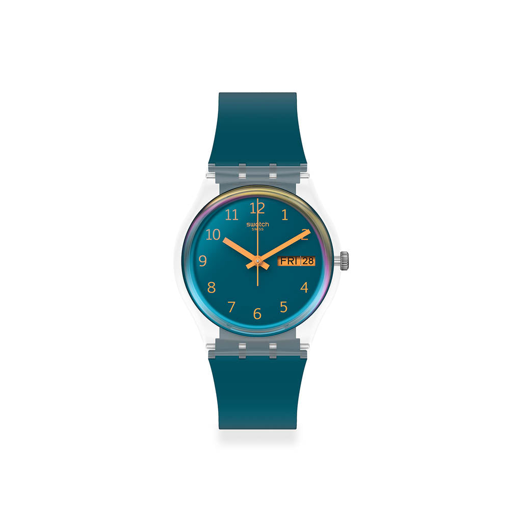 MONTRE SWATCH BLUE AWAY