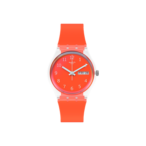 MONTRE SWATCH RED AWAY
