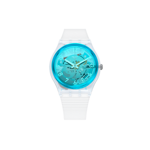 MONTRE SWATCH RETRO-BIANCO