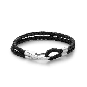 BRACELET REBEL & ROSE DOUBLE ROUND HOOK TRIFOLO CAMO