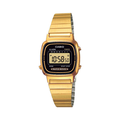 MONTRE CASIO ACIER CASIO COLLECTION