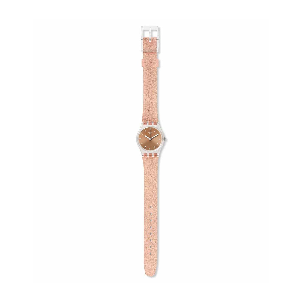 SWATCH PINKINDESCENT TOO