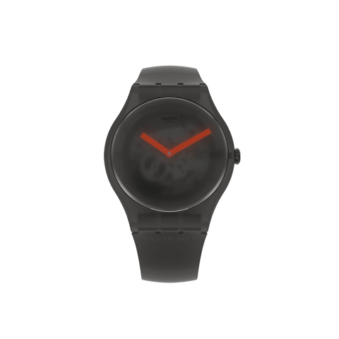 MONTRE SWATCH BLACK BLUR