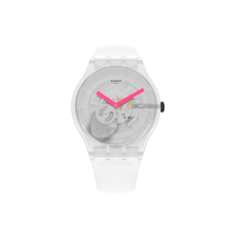 MONTRE SWATCH SNOW BLUR