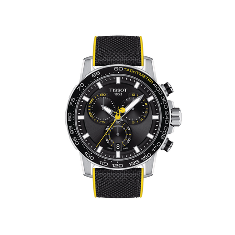MONTRE TISSOT SUPERSPORT CHRONO TOUR DE FRANCE
