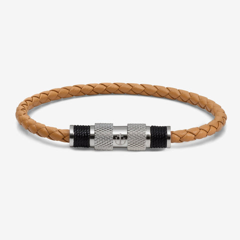 BRACELET TOM HOPE CARDIFF BROWN