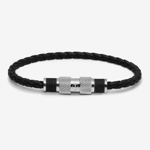 BRACELET TOM HOPE CHESTER BLACK