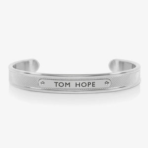 BRACELET TOM HOPE CONTINENTAL SILVER