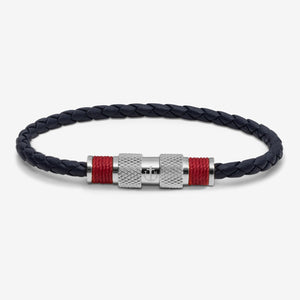 BRACELET TOM HOPE DURHAM BLUE