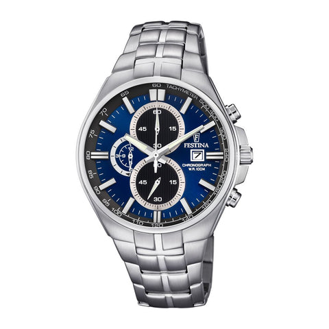 MONTRE FESTINA TIMELESS CHRONO F6862/3