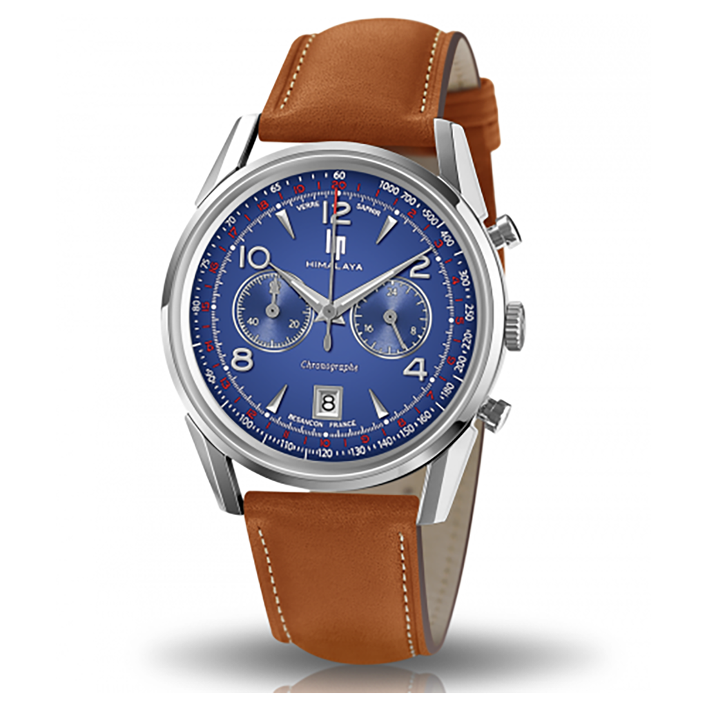 MONTRE LIP HIMALAYA 40 MM CHRONOGRAPHE