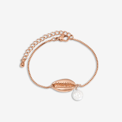 BRACELET TOM HOPE MALDIVES ROSE GOLD