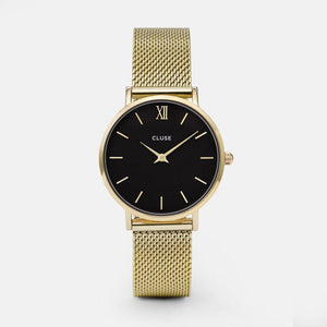 MINUIT MESH GOLD/BLACK