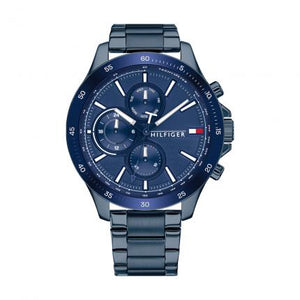 MONTRE TOMMY HILFIGER BANK BLEU