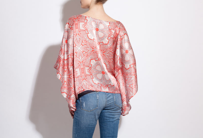 Wide Top Colette - Silk