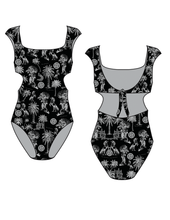 Swimsuit Chloe (Deposit of €75.00)