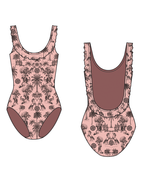 Swimsuit Savannah (Deposit of €75.00)