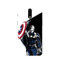 Captain America Printed Case For OnePlus 7