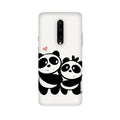 Panda Printed Case For OnePlus 7 Pro