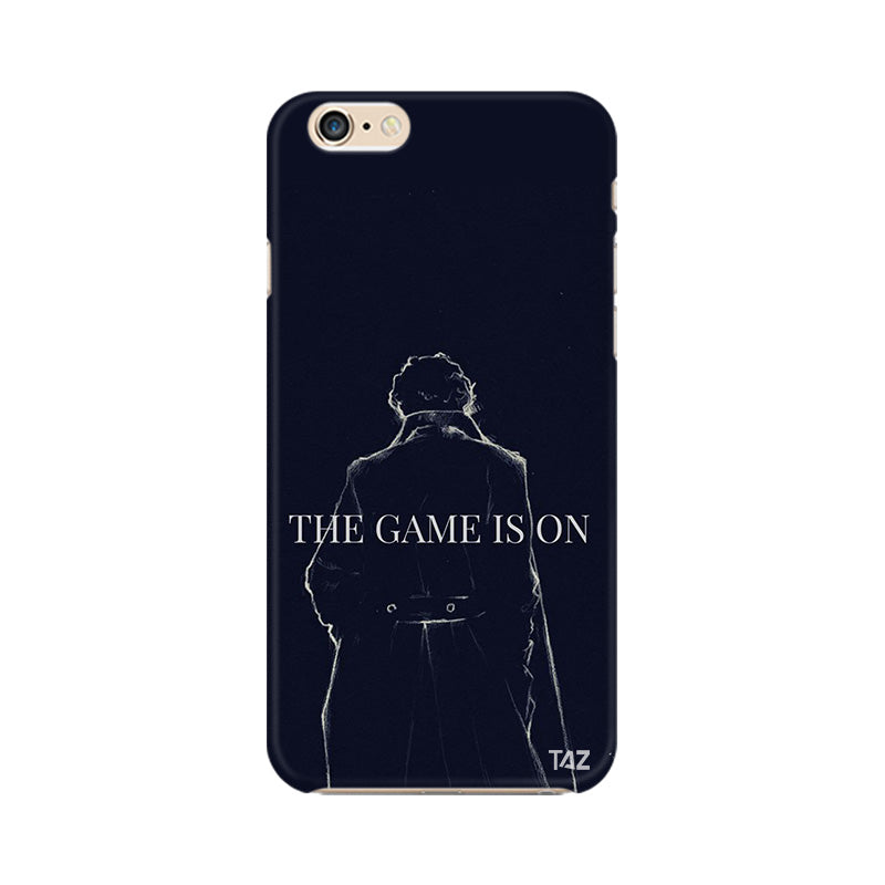 TraTec Sherlock Printed Case For Apple iPhone 6 / 6s