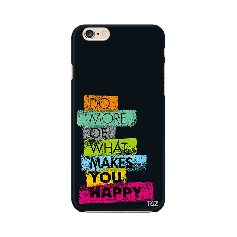 TraTec Typography Printed Case For Apple iPhone 6 / 6s