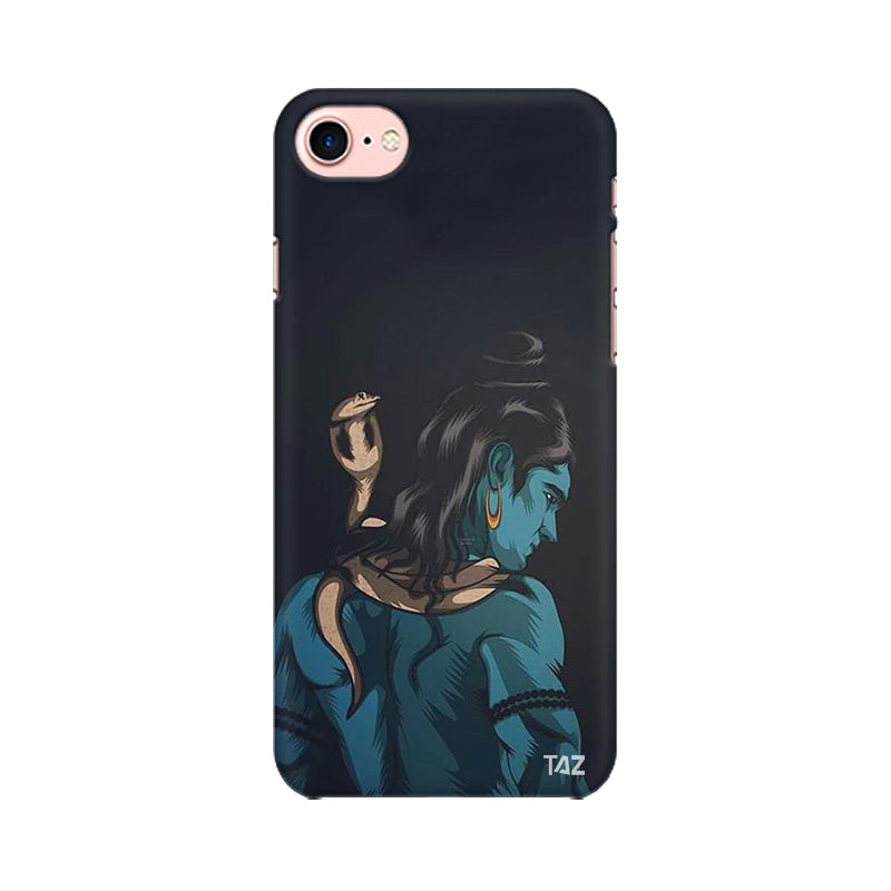 TraTec Lord Shiva Printed Case For Apple iPhone 7