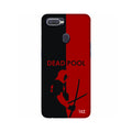 TraTec Deadpool Printed Case For Oppo Realme U1