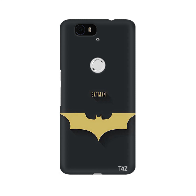 best loved 36a89 e35ac TraTec Batman Printed Case For Huawei Nexus 6P