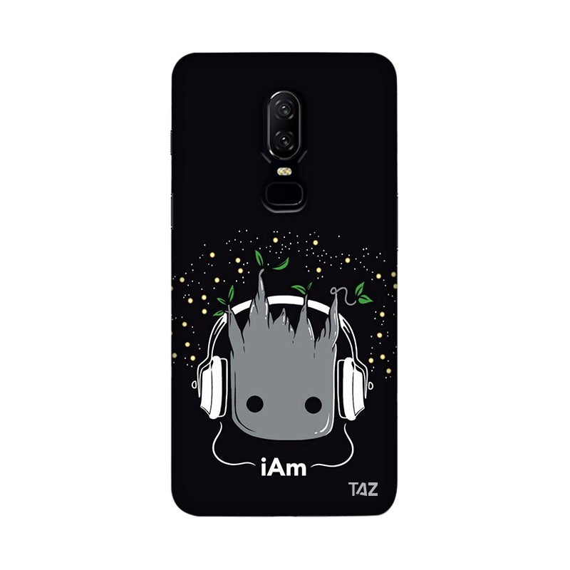 TraTec Minimal - I Am Groot Printed Case For OnePlus 6