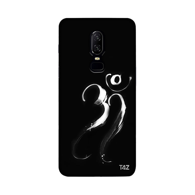 TraTec Om Printed Case For OnePlus 6
