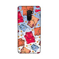 TraTec Feminine - Cat Printed Case For Xiaomi Poco F1
