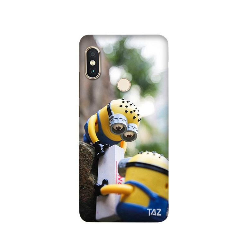 TraTec Minion Printed Case For Xiaomi MiA2